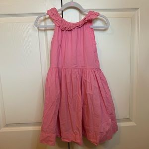 Pink Carter's size 5T dress